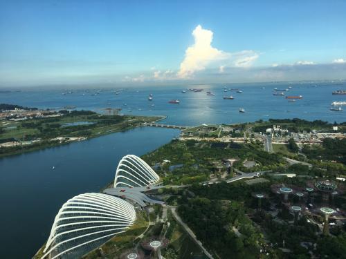 ジョホールバルは食事以外する事も無くシンガポールに帰って来ました。<br />しかしまだまだ時間はあります。<br />シンガポールで街歩き再開です!