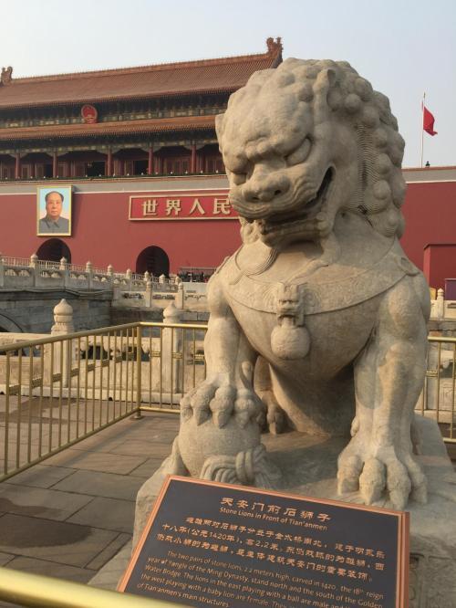 3月16日~3月21日で北京、西安と駆け足で周りました。まずは北京へ。