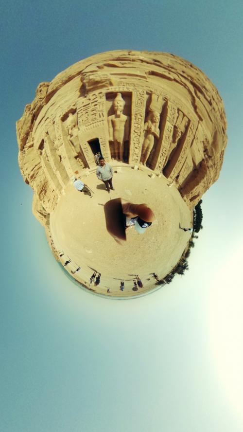G.Wを利用しエジプトに一人旅<br />★アスワン→ルクソール→カイロ