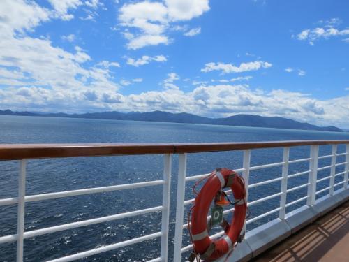 コスタで日本海を巡る その7 大宰府のお守り 御利益ありました