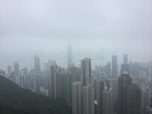 11/8~11/12 香港<br />ANA利用<br />宿泊先:JEN HOTEL
