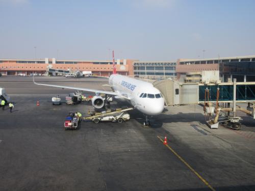 カイロ発券をした、ターキッシュエアラインズのカイロからイスタンブール間のフライトレポートです。かなりお得なお値段で利用することができました。