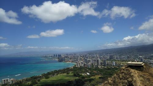 今年も行ってきました。4年連続のハワイ旅行。<br />以前宿泊したワイキキサンドヴィラのクーポンもあり、<br />ビーチからはちょっと離れますが、プールの感じもよかったので<br />ホテルはサンドヴィラにしました。<br /><br />大体いつものコースをめぐる旅行となりますが、やっぱりハワイは大好きです。
