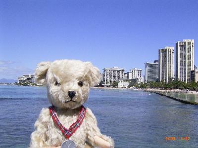 のんびりハワイ2004