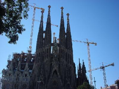 ガウディ建築の美しさに魅せられる旅【スペイン・バルセロナ】