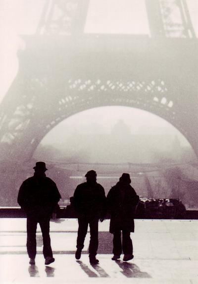 ★ちょっと昔のフランス 私は国際手配犯罪者?(17・01再編)