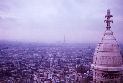 88年型初ヨーロッパ⑥~フランス