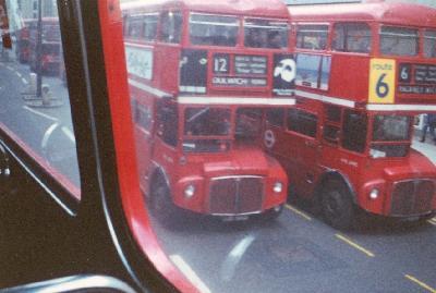 88年型初ヨーロッパ⑧~イギリス