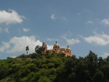 そちぷのMexico初体験−チョルーラ