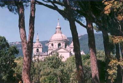 エル・エスコリアル修道院・宮殿 Monasterio de San Lo...  エル・エスコリ