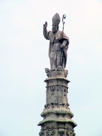 南イタリア?オストゥーニ