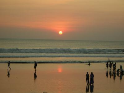 インドネシアの旅(1) 【バリ島・クタ】