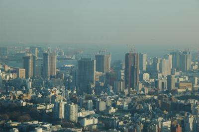 東京上空いらっしゃいませ 東京上空いらっしゃいませ:けーしちょーさんの旅