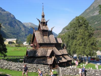 ウルネスの木造教会の画像 p1_33