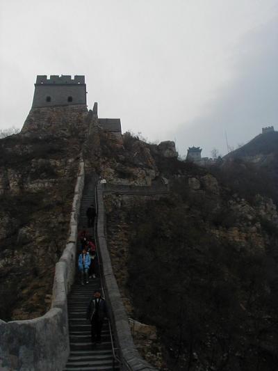 初めての中国・北京-観光バス編-