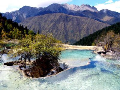 成都の旅 ~高山にある神秘的な池、黄龍篇~