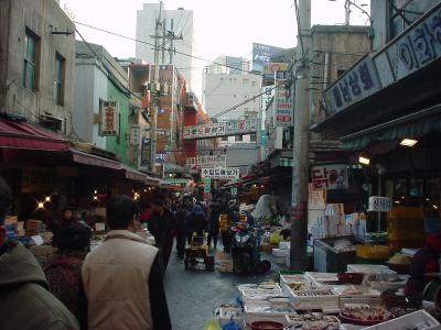 社員旅行でソウル行って来ました