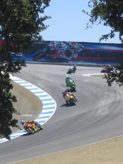 2006 MotoGP Red Bull U.S. Grand Prix 予選編