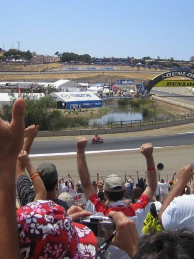 2006 MotoGP Red Bull U.S. Grand Prix 決勝編