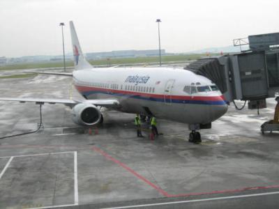 ときぞーさんレポ♪「マレーシア航空 機内食・最新情報! 」