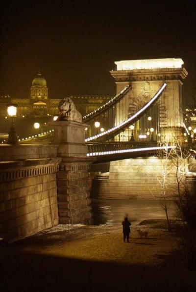 ハンガリー・ブダペスト(夜景を中心に)