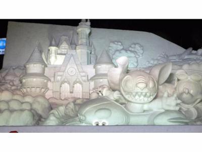 5.第58回さっぽろ雪祭り 大通1~4丁目 2007.2.6 ダレイオス一世の宮殿 FREEDOM 沖縄美ら海水族館 ようこそ!夢と魔法の王国へ