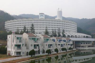 「ホテルレオマの森」出張宿泊記(2007年2月)