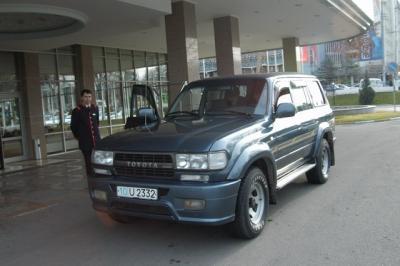 10年ぶりのウズベキスタン−サマルカンドその1