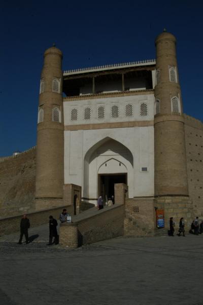 10年ぶりのウズベキスタン−ブハラその4