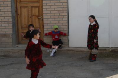 10年ぶりのウズベキスタン、サマルカンドその5、チムール廟界隈
