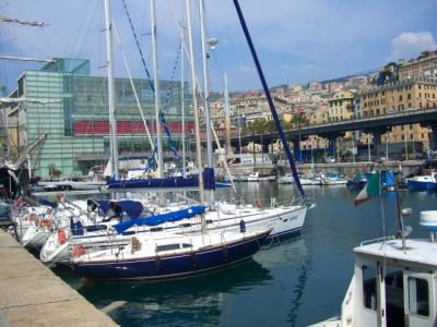 欧州鉄道の旅(ジェノバ Genova)