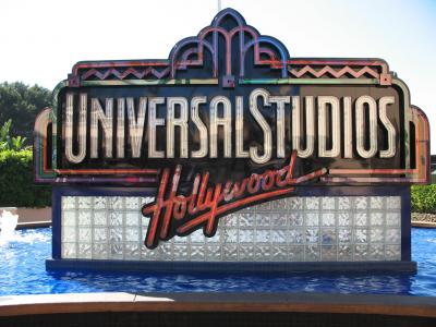 Universal Studios Hollywood in 2004