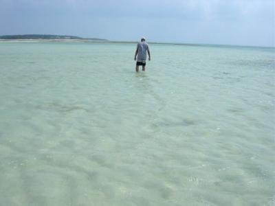 沖縄ハネムーン2006 久米島