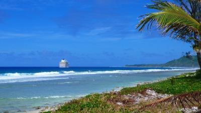 クック諸島(ラロトンガ島)