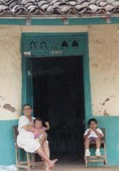 パナマ地峡にて、その4アルコセコ (Chitre, Herrera)