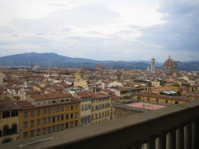 イタリア列車旅行 日本→ベネチア