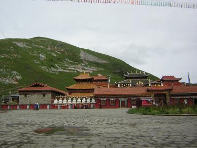 チベット・カム東部(3)【丹巴(ロンダ)から八美(ガルタル)~塔公(ラガン)へ】