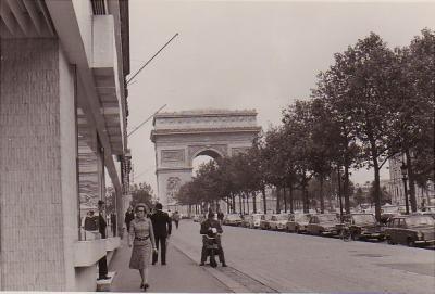 青春の原点: ノスタルジック 「パリ」