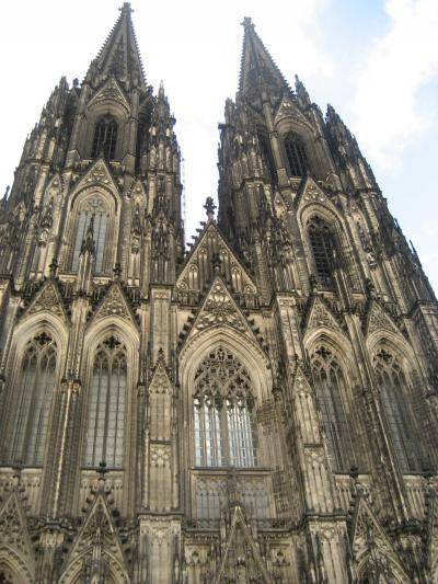 『【ドイツ】Ⅸ.ケルン-ケルン大聖堂へ』 [ケルン]のブログ・旅行記 by kazu0204さん