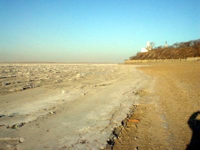 ロシア2: 極東 「凍てつくアムール河」 と 「ハバロフスク」