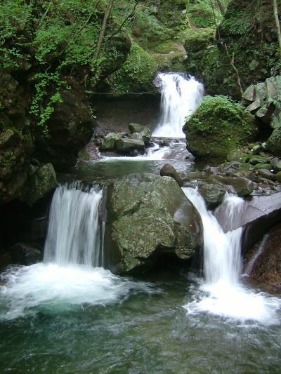 清里 滝を巡って来ました。