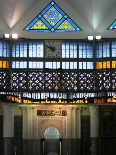 2007秋、マレーシア旅行記1(8):9月20日(5):クアラルンプール・国立モスク