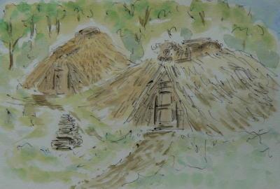 表情多彩・秋の釧路湿原