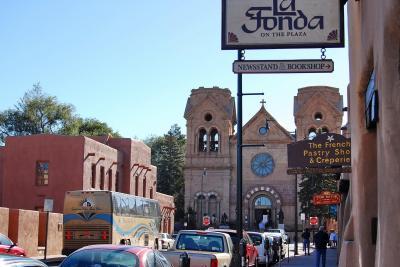 アメリカ最古の都市 サンタフェ Santa Fe *** サンタフェ3日間の旅(1)