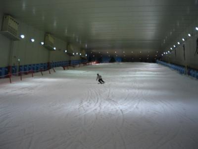 韓国スキートレーニング