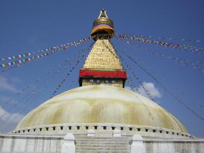 ネパールの旅(5) 【再びカトマンズ】