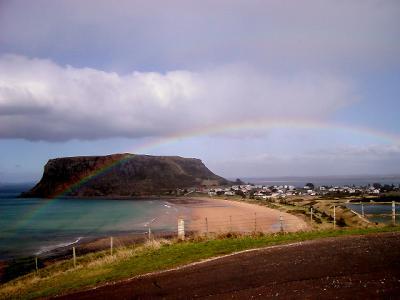 虹の島 −− オーストラリア・タスマニア州