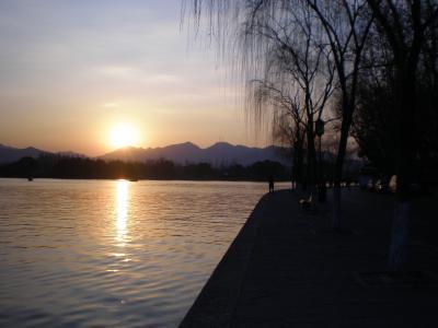 春節の中国 6:杭州・西湖&西レイ印社