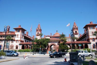 St. Augustin & Orlando, FL セント・オーガスティン & オーランド