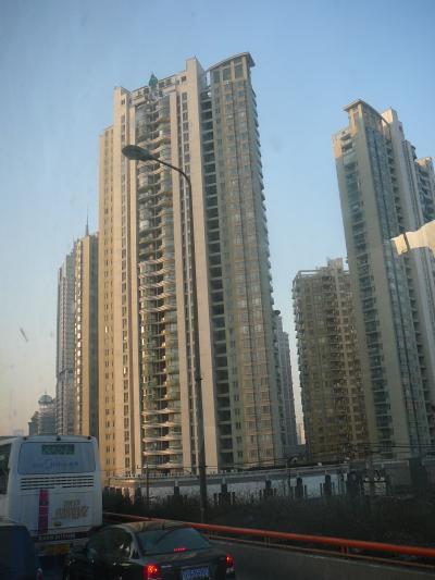 中国江南6都市周遊:上海空港へ